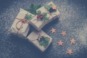 13 idées cadeaux de Noël Zéro Déchet
